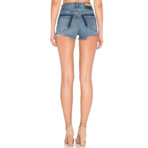 GRLFRND High Waist Cindy Shorts